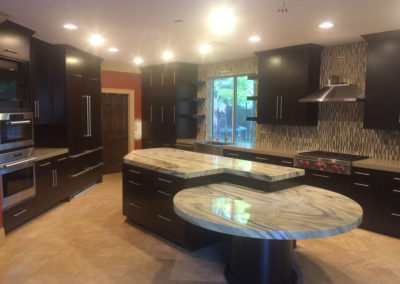 Residential Kitchen Island