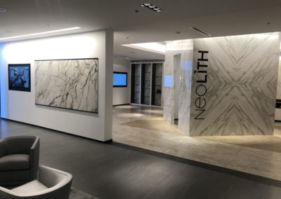 Neolith Display Area