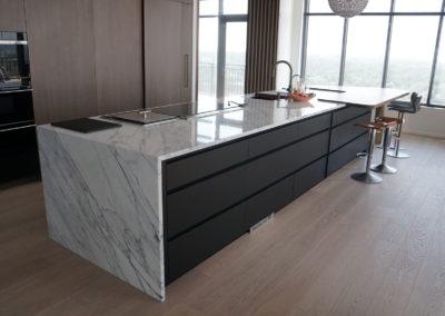 Private Residence Granite Countertops