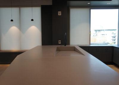 VF CORP Employee Kitchen Countertop