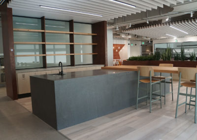 VF CORP Lunch area