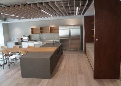 VF CORP Employee Kitchen